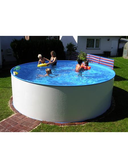 SUMMER FUN Rundpool »Basic«, rund, Ø x H: 400 x 120 cm