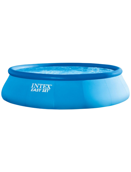 INTEX Rundpool »Easy Set«, blau, ØxH: 457 x 122 cm