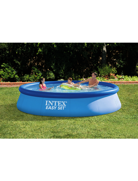 INTEX Rundpool »Easy Set«, rund, Ø x H: 396 x 84 cm