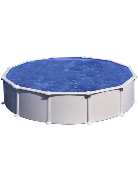 GRE Rundpool Set , rund, Ø x H: 550 x 132 cm