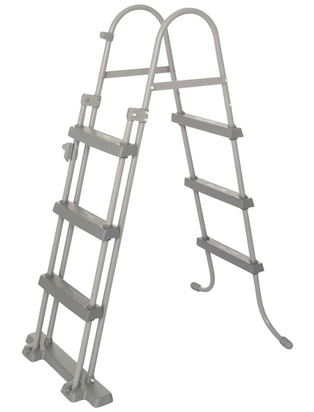 BESTWAY Rundpool »Steel Pro Max™«, grau, ØxH: 366 x 100 cm