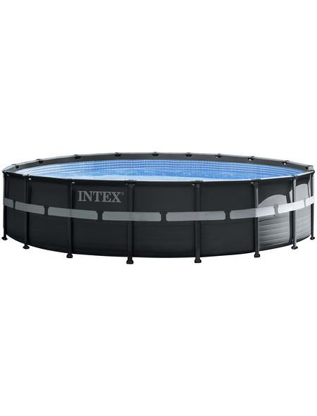 INTEX Rundpool »Ultra Rondo XTR«, rund, Ø x H: 549 x 132 cm