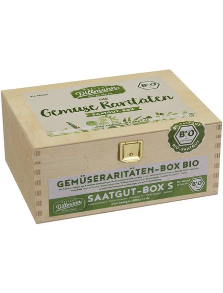 SAATGUT DILLMANN Saatgut-Box Gemüseraritäten