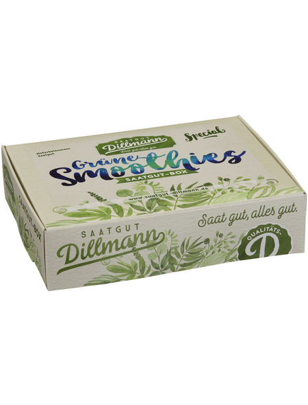 SAATGUT DILLMANN Saatgut-Box Grüne Smoothie