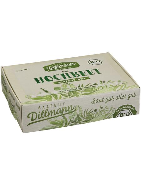 SAATGUT DILLMANN Saatgut-Box Hochbeet