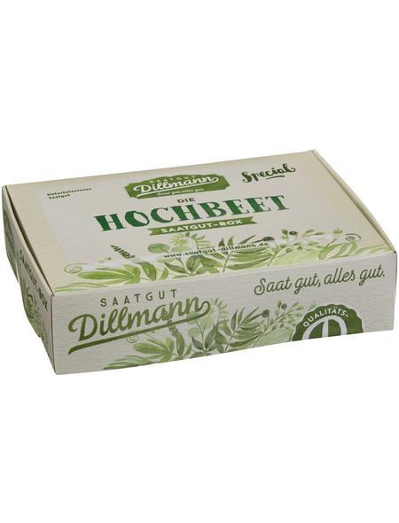 SAATGUT DILLMANN Saatgut-Box Hochbeet Saatgut-Box
