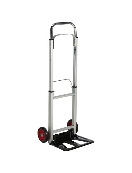 pro-bau-tec® Sackkarre, max. 90 kg, Stahl/Aluminium