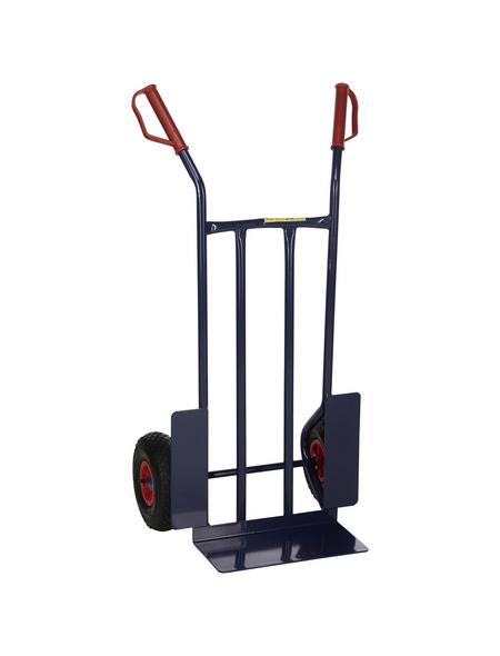 pro-bau-tec® Sackkarre »Profi«, max. 200 kg, Stahl, blau