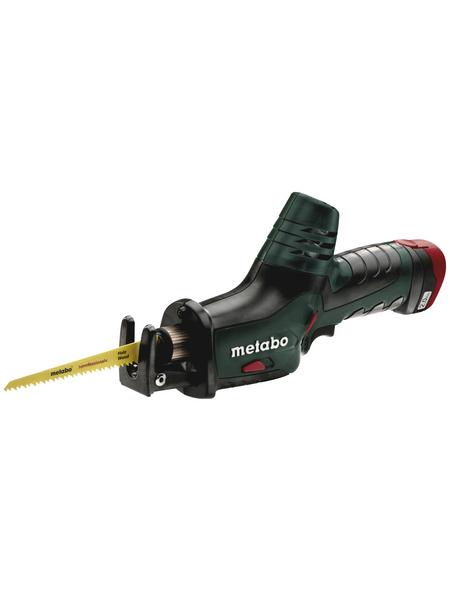 METABO Säbelsäge »PowerMaxx ASE«, 10,8 V, Leerlaufhubzahl: 3100 U/min, mit Akku