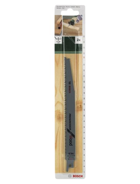 BOSCH Säbelsägeblätter, S 2345 X BiM, 182 mm, Säbel-Sägeblatt