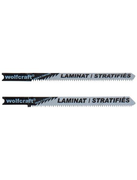 WOLFCRAFT Sägeblatt, Länge: 100 mm