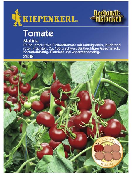 KIEPENKERL Salat-Tomate lycopersicum Solanum »Matina«