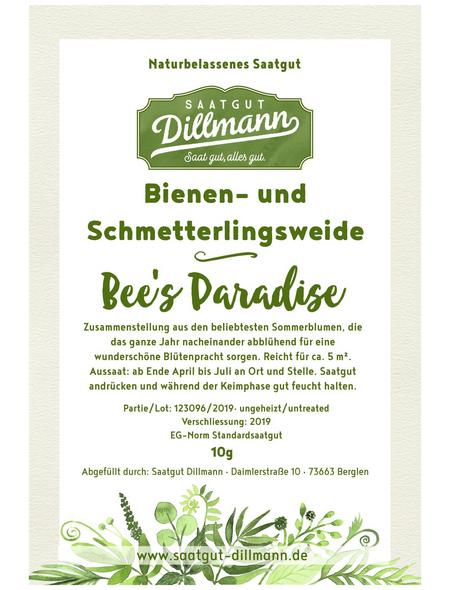 SAATGUT DILLMANN Samen Blumenwiese Bees Paradise