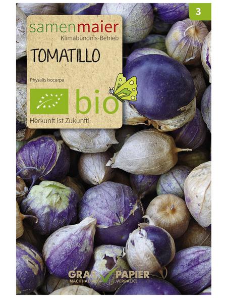 SAMEN MAIER Samen Tomate    Mischung violett weiß