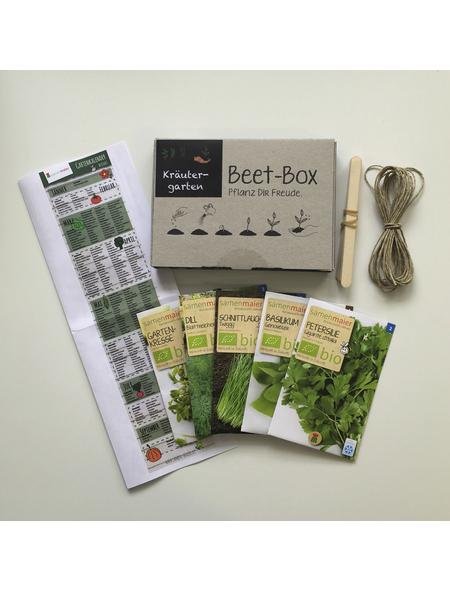 """SAMEN MAIER samenmaier Beet-Box """"Kräutergarten"""""""