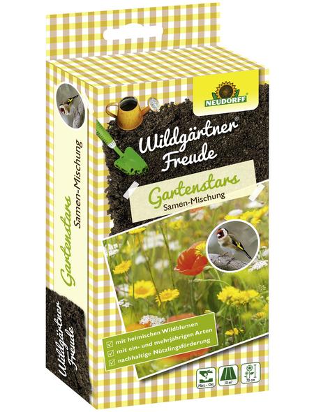 NEUDORFF Samenmischung Wildgärtner Freude Gartenstars 50 g