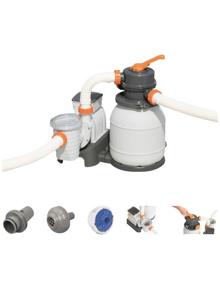 BESTWAY Sandfilteranlage »Flowclear«, 230 W, max. Förderleistung: 5678 l/h