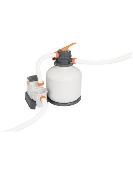 BESTWAY Sandfilteranlage »Flowclear«, 280 W, max. Förderleistung: 7571 l/h