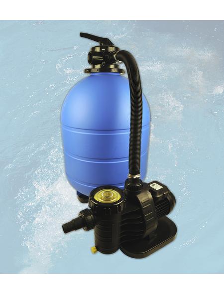 WEKA Sandfilteranlage »Maxi«, Max. Durchflussmenge: 10 m³/h