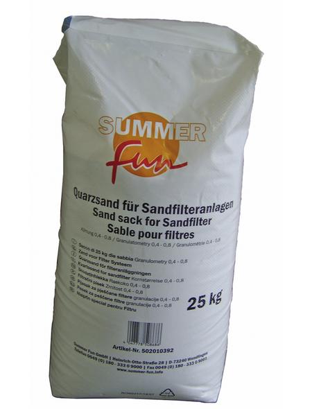 SUMMER FUN Sandfilteranlage »SF 128 Set 4-tlg.«
