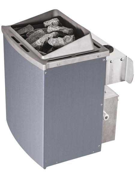 KARIBU Sauna »Elva 4« mit Ofen, integrierte Steuerung