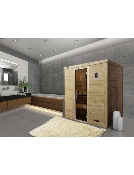 WEKA Sauna »Kemi 4« ohne Ofen