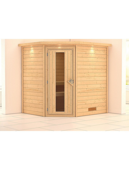 WOODFEELING Sauna »Mia« ohne Ofen