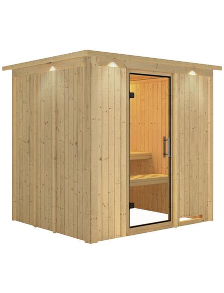 KARIBU Sauna »Olai« ohne Ofen