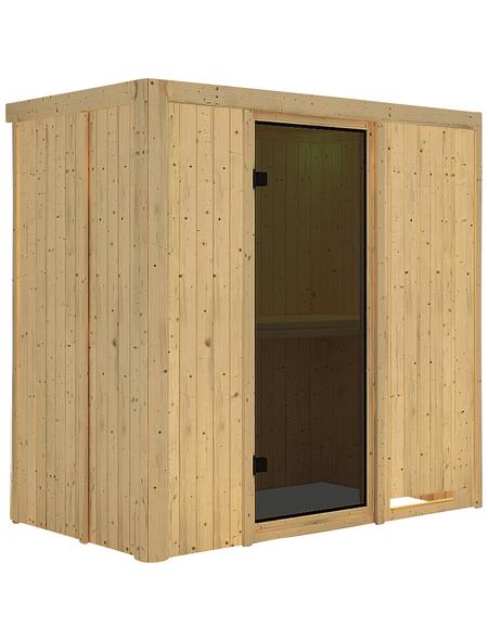 KARIBU Sauna »Pärnu« ohne Ofen