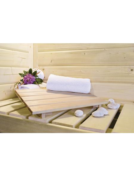 KARIBU Sauna »Türi« ohne Ofen