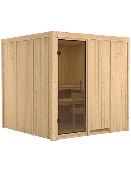 KARIBU Sauna »Valga« ohne Ofen