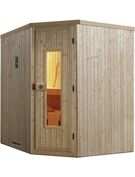 WEKA Sauna »VARBERG 2«, ohne Ofen