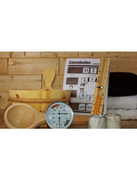 KARIBU Sauna-Wellness-Set »Classic«, 6-tlg.