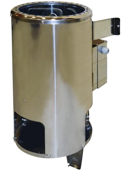 WEKA Saunaofen inkl. externer Steuerung, 3,6 kW