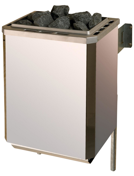 WEKA Saunaofen inkl. externer Steuerung, 4,5 kW