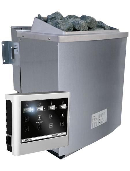 KARIBU Saunaofen inkl. externer Steuerung, 9 kW