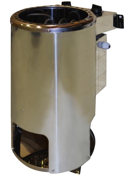WEKA Saunaofen »Kompakt« inkl. integrierter Steuerung, 3,6 kW