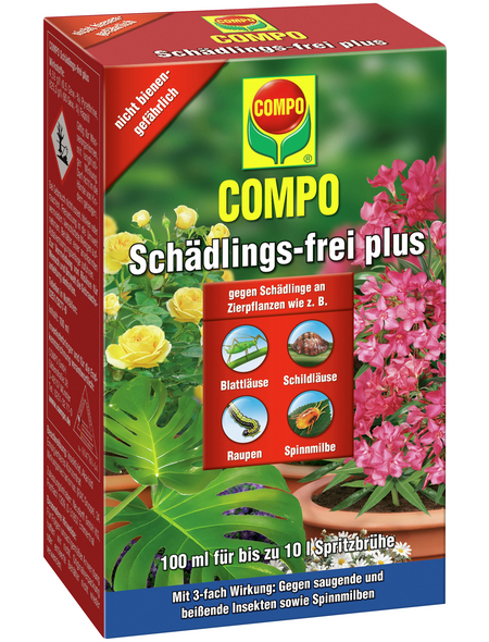 COMPO Schädlings-frei plus 100 ml