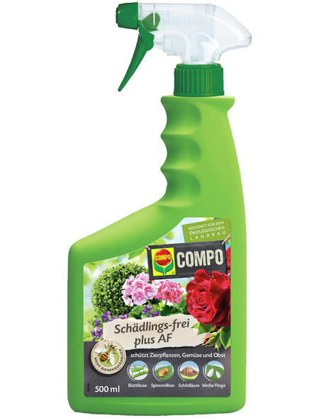 COMPO Schädlings-frei plus AF 500 ml