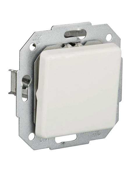 KOPP Schalter, EUROPA, Thermoplast, Weiß