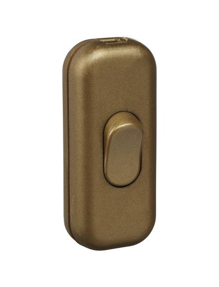 KOPP Schalter, Thermoplast, Gold