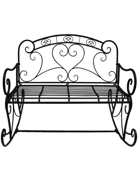 GARDEN PLEASURE Schaukelbank »Dares«, 2-Sitzer, B x T x H: 110 x 101 x 94 cm