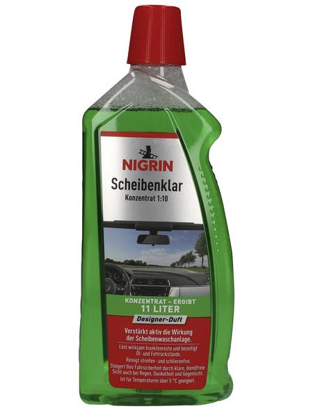 NIGRIN Scheibenklar-Konzentrat, 250 ml, für Autos