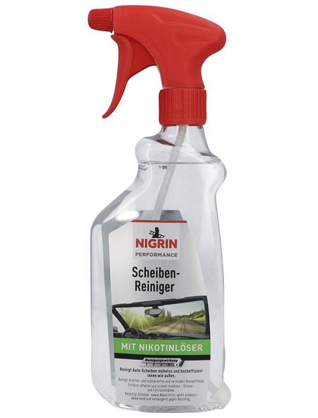 NIGRIN Scheibenreiniger, 500 ml, für Autos