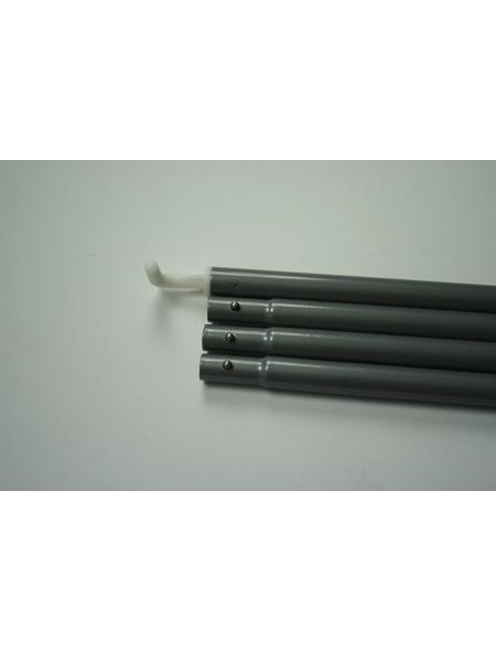 FLORACORD Schiebestock, für Sonnensegel, Metall, Länge: 127 cm