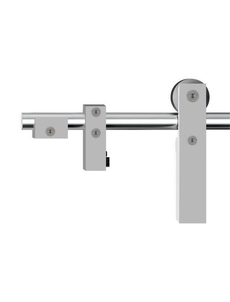 NOVADOORS Schiebetürsystem »2000 mm, für Glastür«