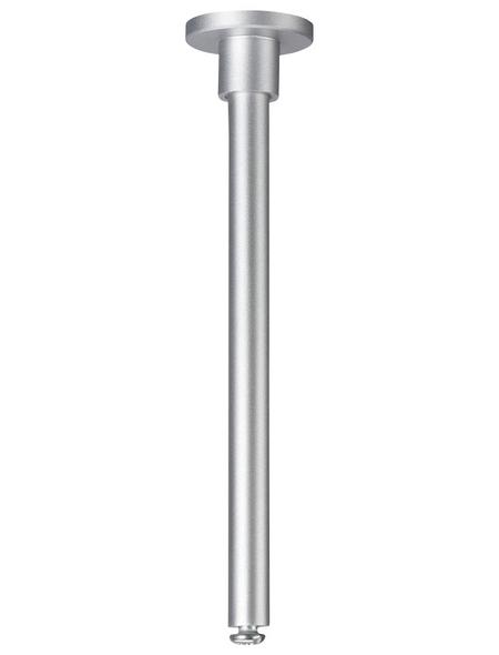 PAULMANN Schienenabhängung »URail«, BxHxL: 2,3 x 10,5 x 2,3cm, chromfarben