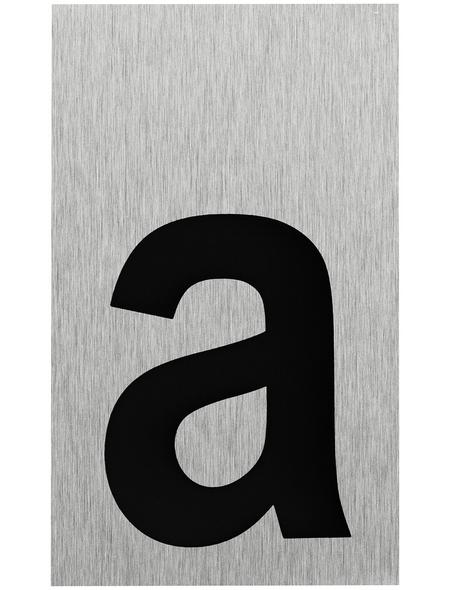 """SEILFLECHTER Schild, """"A"""", BxH: 10 x 6 cm"""