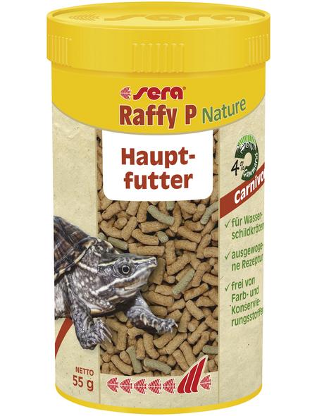 sera Schildkrötenfutter »Raffy P«, 250 ml (50 g)