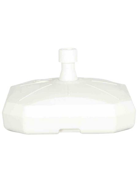 Schirmständer, Kunststoff, Rohrdurchmesser: 30 - 55 mm